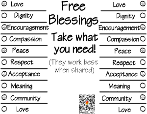 Free Blessings IAmUU color