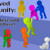 Beloved Community: We're not there until we are all there!